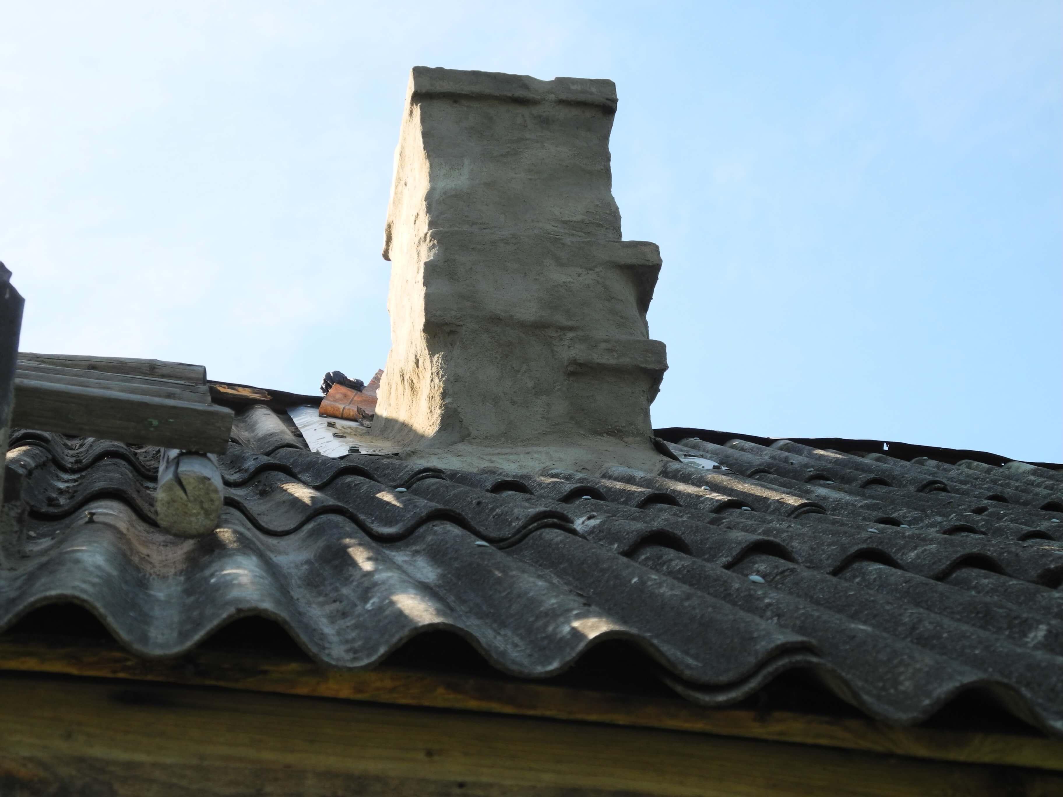 Реставрация крыши дома