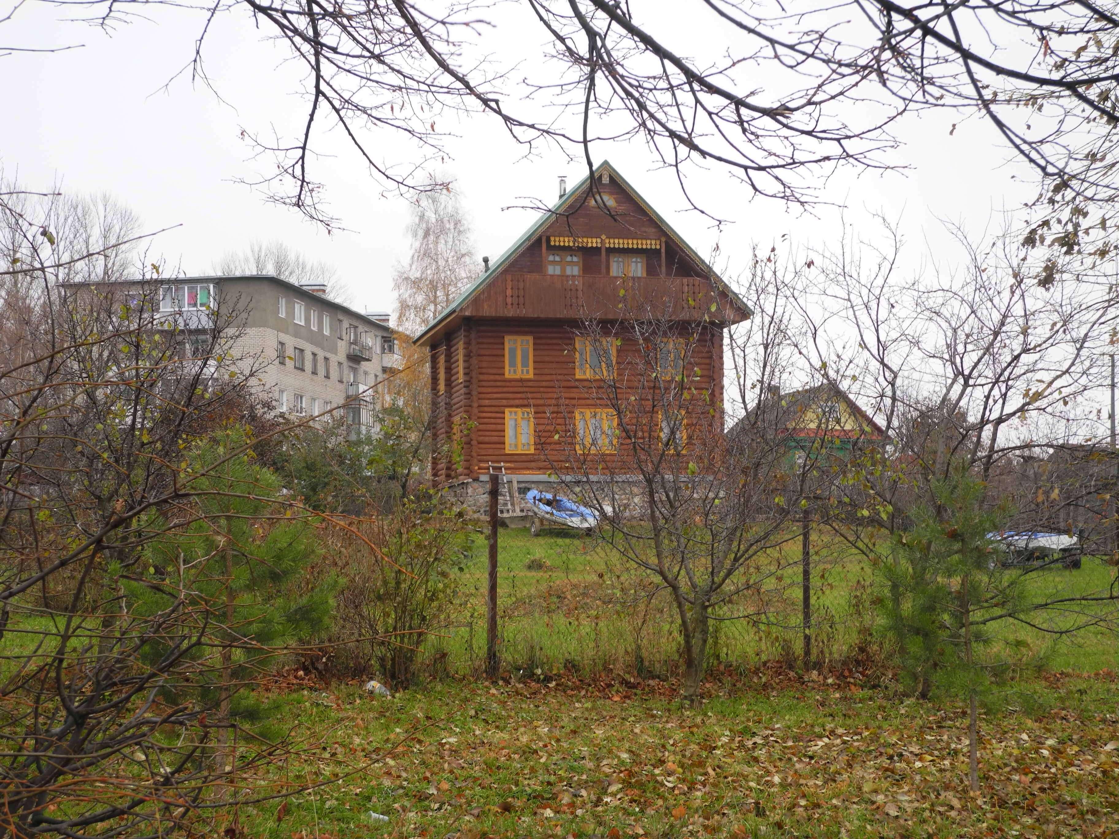 Покупка нового дома в деревне
