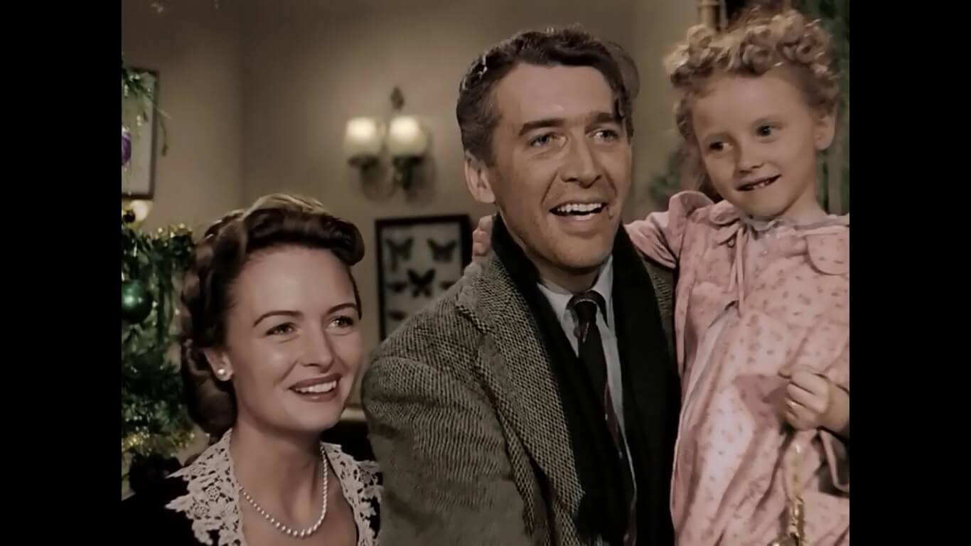 Эта замечательная жизнь фильмы про Рождество зарубежные