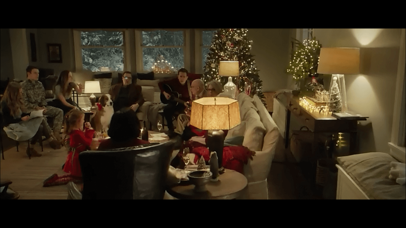 Любите куперов фильмы про Новый год и Рождество