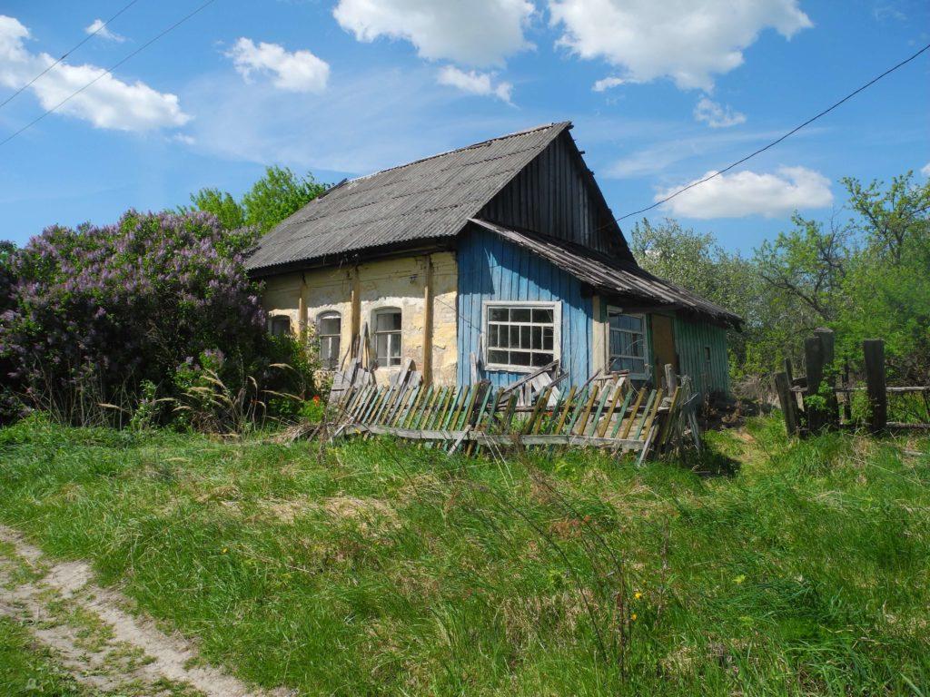 Восстановление бревенчатого дома