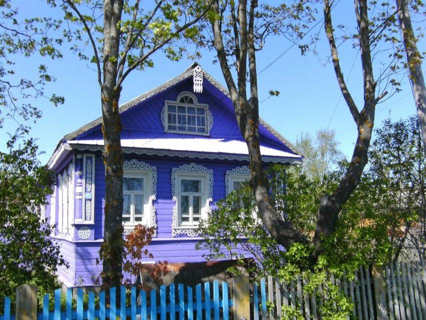 Купить дом в деревне дёшево