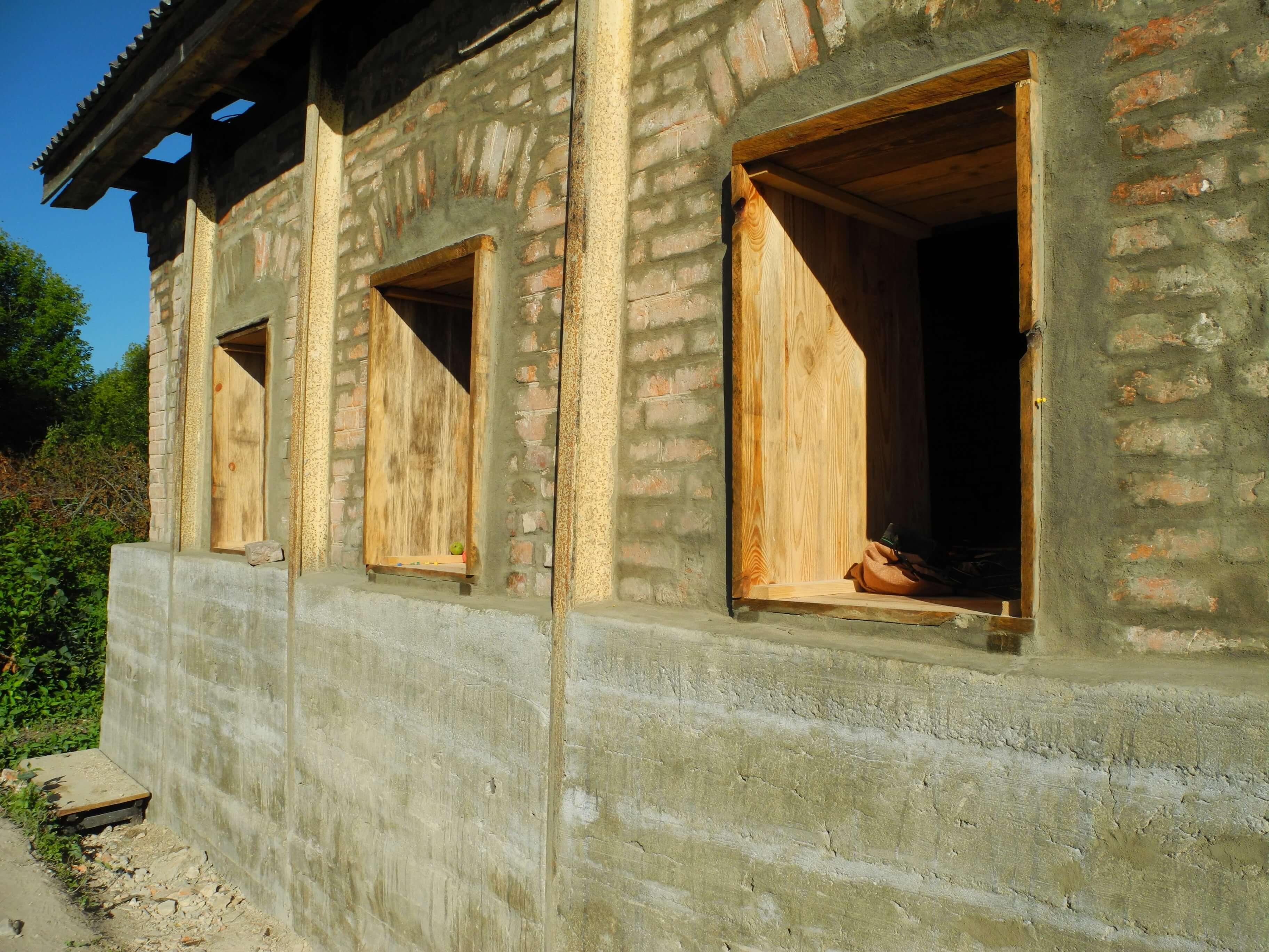 Восстановление старого дома