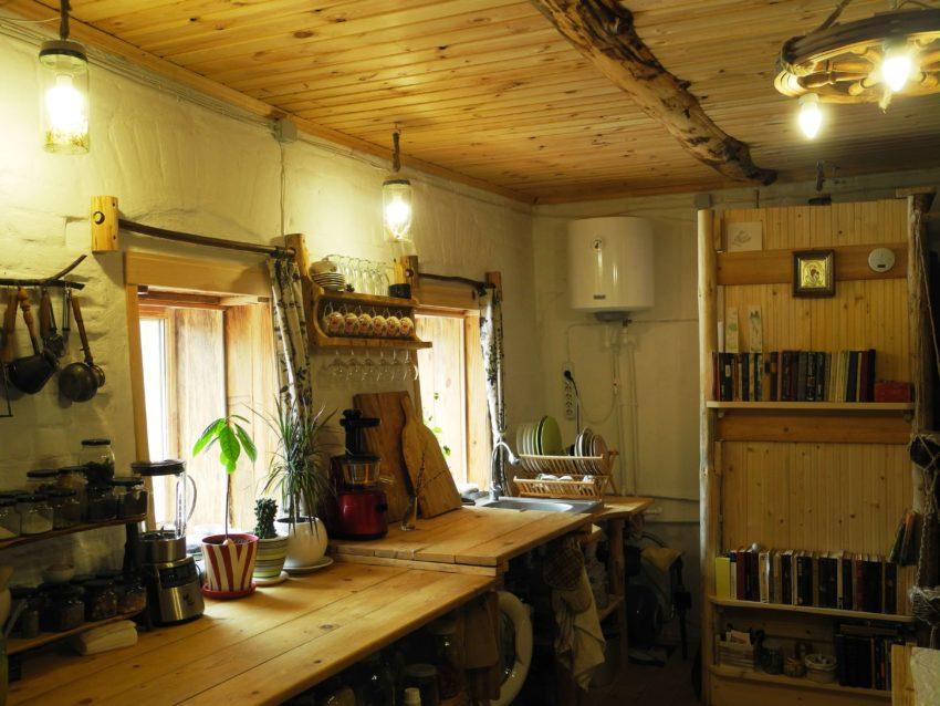 ремонт старого дома внутри своими руками