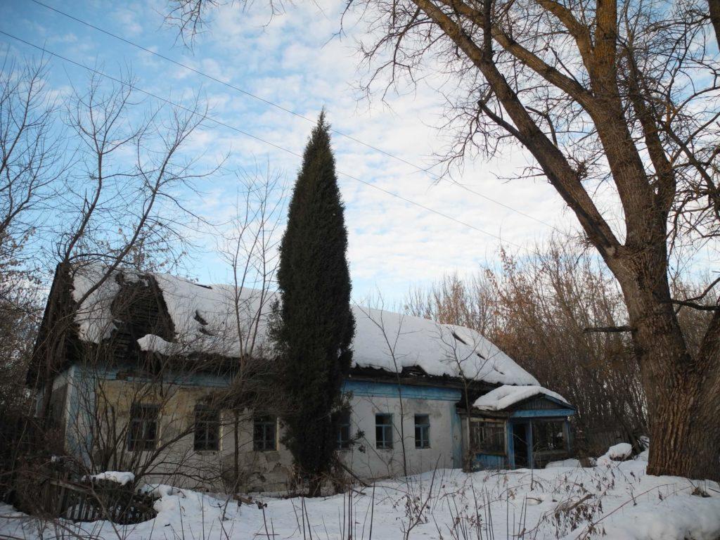 Принять в дар дом в деревне