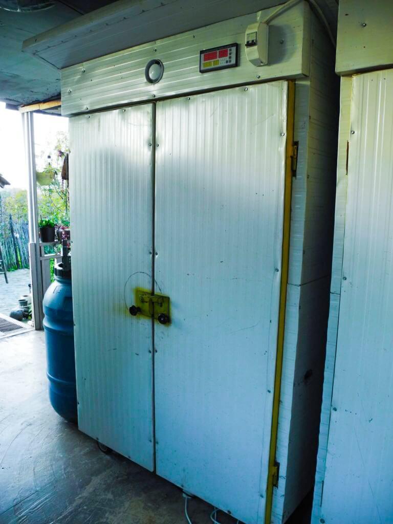 Шкаф для производства сухофруктов