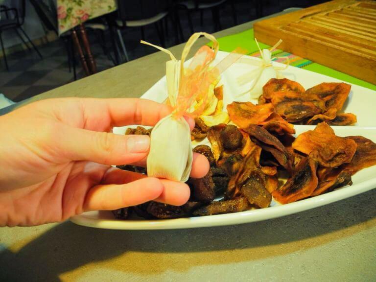 Полезные конфеты из сухофруктов своими руками