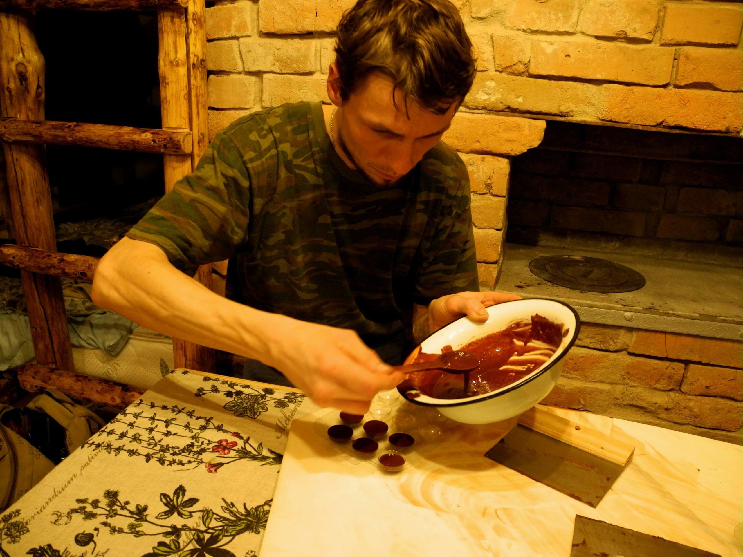 Навык повара кондитера в деревне