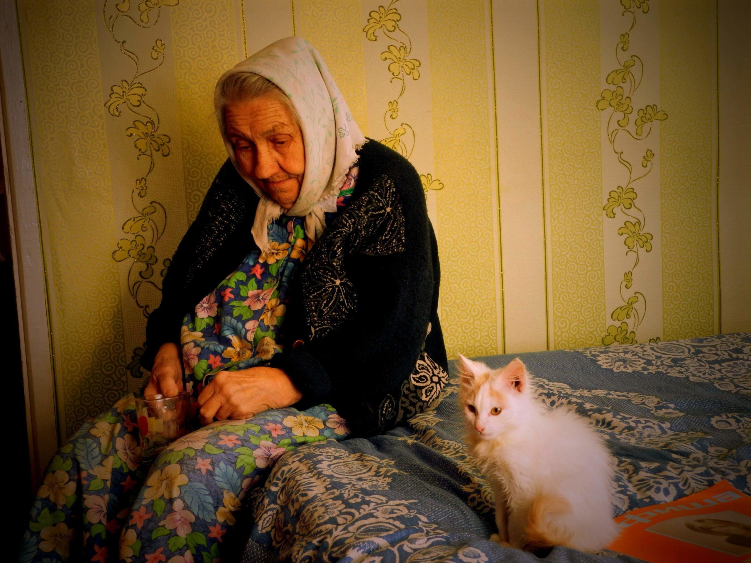 общение с бабушкой