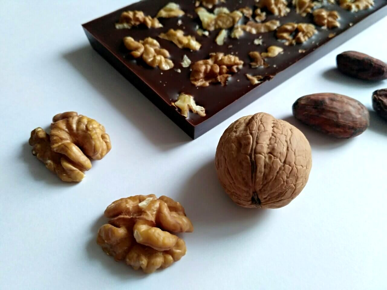 Шоколад семьи Азаровых