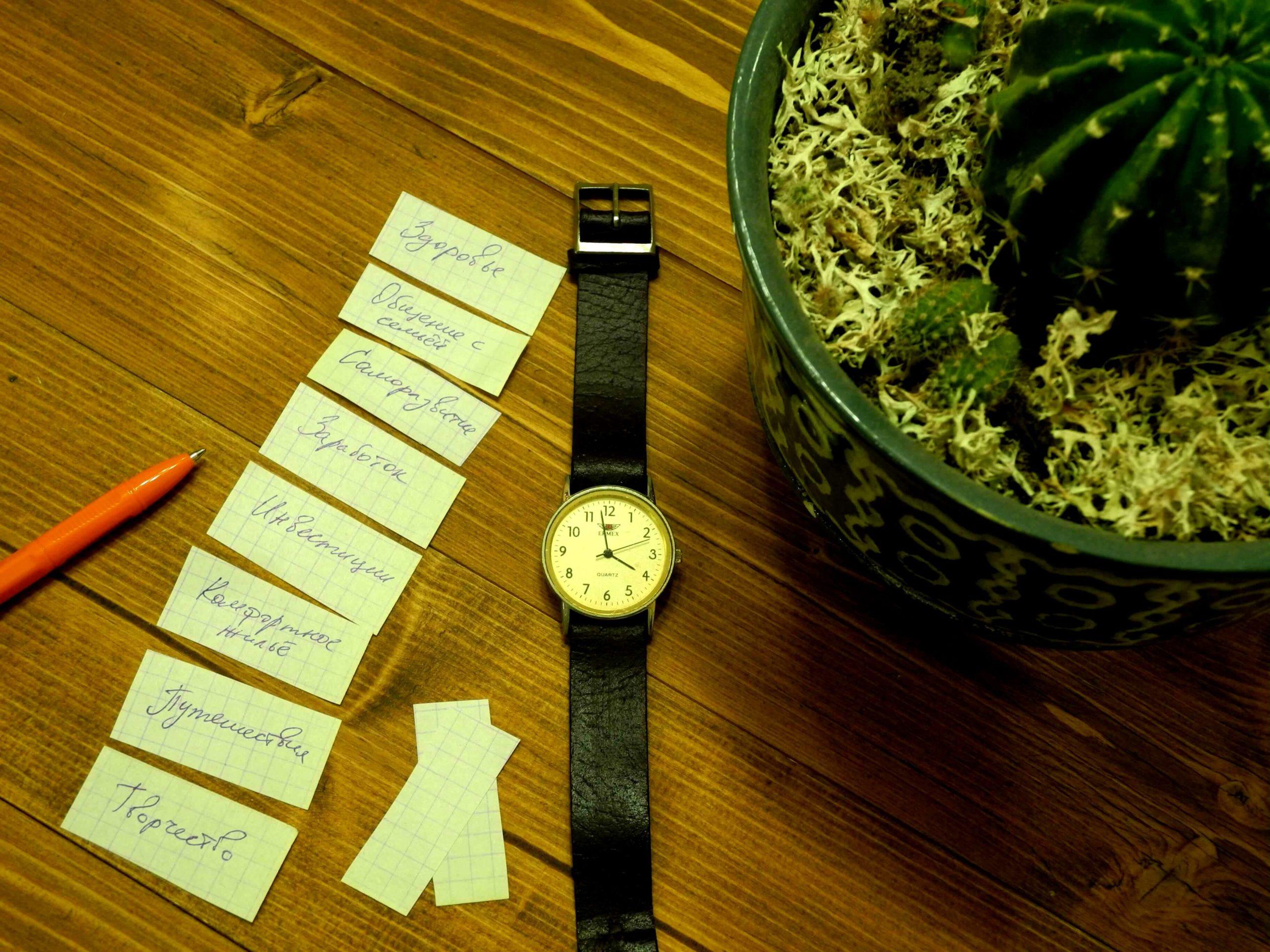 Почему важно управлять своим временем