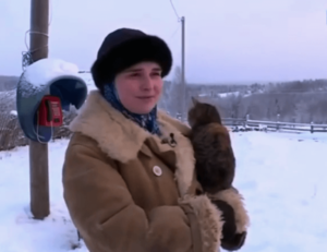 Анна Андреенкова про деревню
