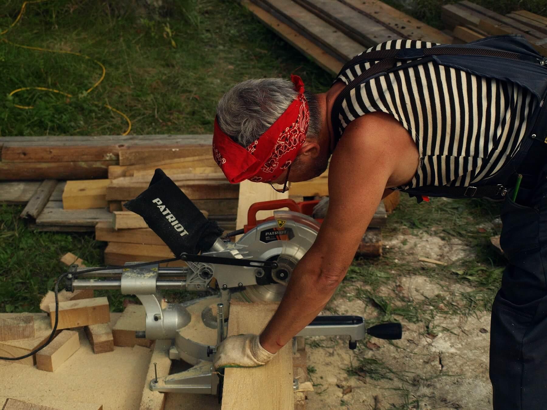 Строительство А-образного дома своими руками
