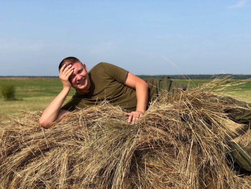 Бизнес на сене