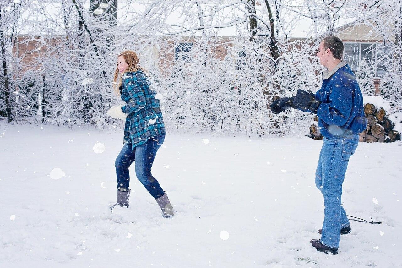 что делать в деревне зимой