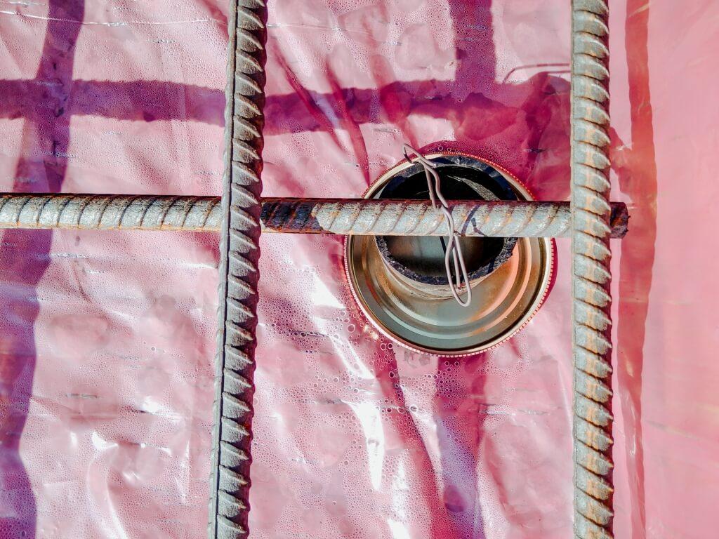 Армирование монолитной плиты фундамента своими руками